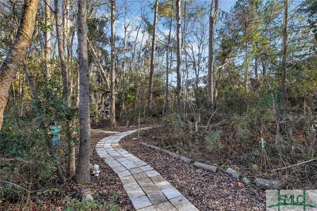 125 Cormorant Way, Savannah, GA 31419 (MLS #240660) :: Luxe Real Estate Services