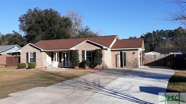 1242 Roberts Way, Pooler, GA 31322 (MLS #240664) :: Bocook Realty