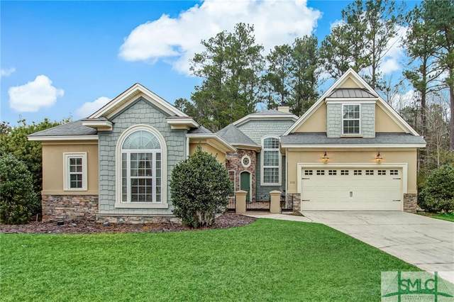 102 Tahoe Drive, Pooler, GA 31322 (MLS #240671) :: Keller Williams Coastal Area Partners