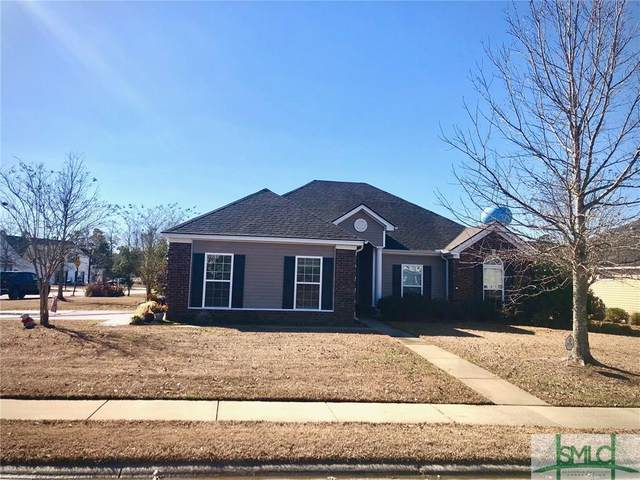 650 Stonebridge Circle, Savannah, GA 31419 (MLS #240675) :: The Arlow Real Estate Group