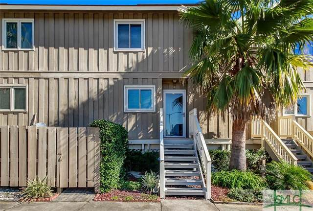 12502 Apache Avenue #18, Savannah, GA 31419 (MLS #240680) :: Team Kristin Brown | Keller Williams Coastal Area Partners
