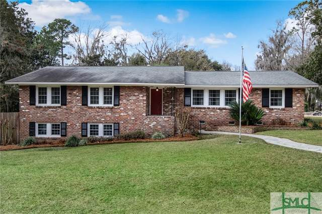 241 Kensington Drive, Savannah, GA 31405 (MLS #240681) :: RE/MAX All American Realty