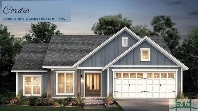 LOT 17 Kayton Court, Pembroke, GA 31321 (MLS #240693) :: Teresa Cowart Team