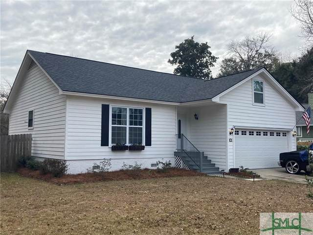 1 Deerwood Road E, Savannah, GA 31410 (MLS #240694) :: Team Kristin Brown | Keller Williams Coastal Area Partners