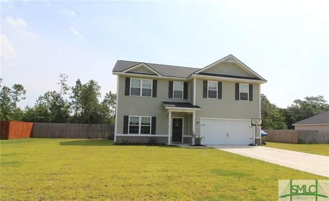 267 Owens Street NE, Ludowici, GA 31316 (MLS #240702) :: The Arlow Real Estate Group