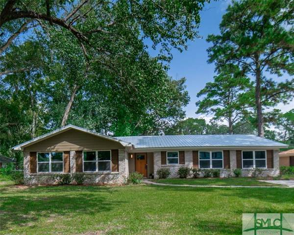 414 Montclair Boulevard, Savannah, GA 31419 (MLS #240705) :: Team Kristin Brown | Keller Williams Coastal Area Partners