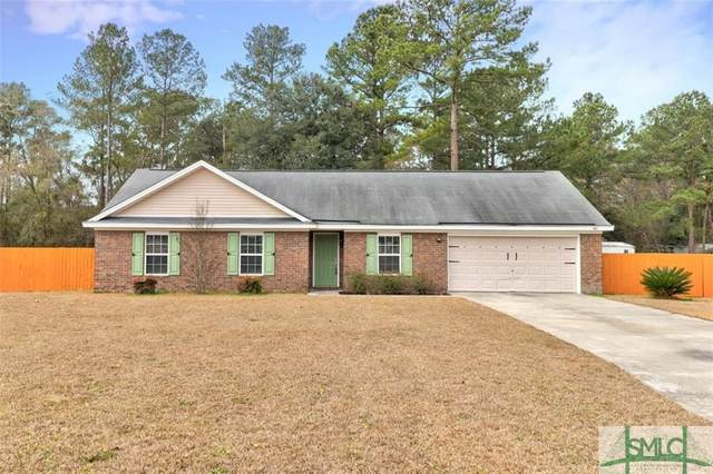 177 Huger Street, Rincon, GA 31326 (MLS #240710) :: Glenn Jones Group | Coldwell Banker Access Realty