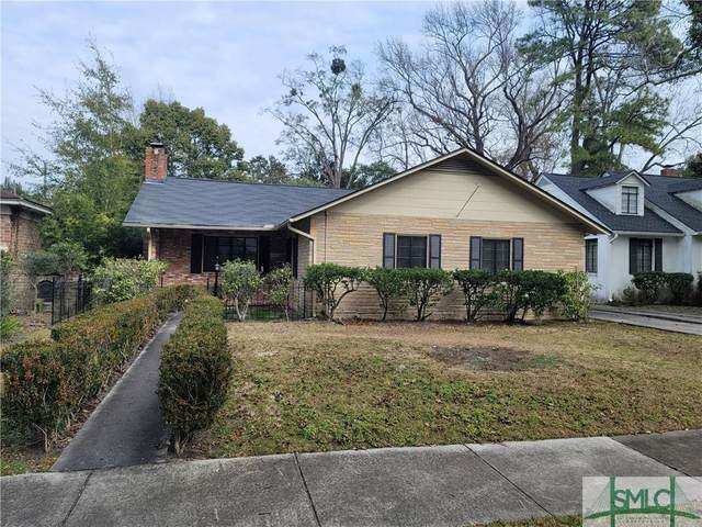 1922 E Henry Street, Savannah, GA 31404 (MLS #240712) :: Team Kristin Brown | Keller Williams Coastal Area Partners