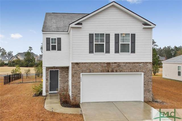 609 Hogan Drive, Richmond Hill, GA 31324 (MLS #240714) :: Barker Team | RE/MAX Savannah