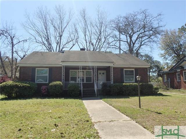231 E 60th Street, Savannah, GA 31405 (MLS #240720) :: Team Kristin Brown | Keller Williams Coastal Area Partners
