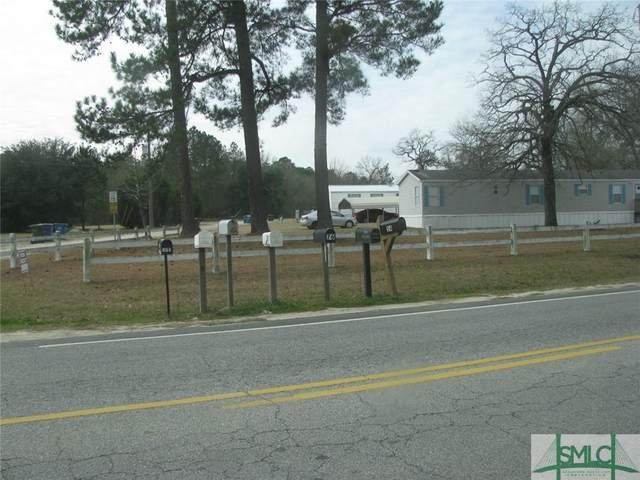 26 Helen Road, Ellabell, GA 31308 (MLS #240722) :: Barker Team | RE/MAX Savannah