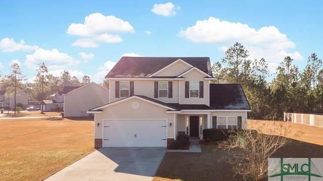 17 Marion Court NE, Ludowici, GA 31316 (MLS #240735) :: The Arlow Real Estate Group