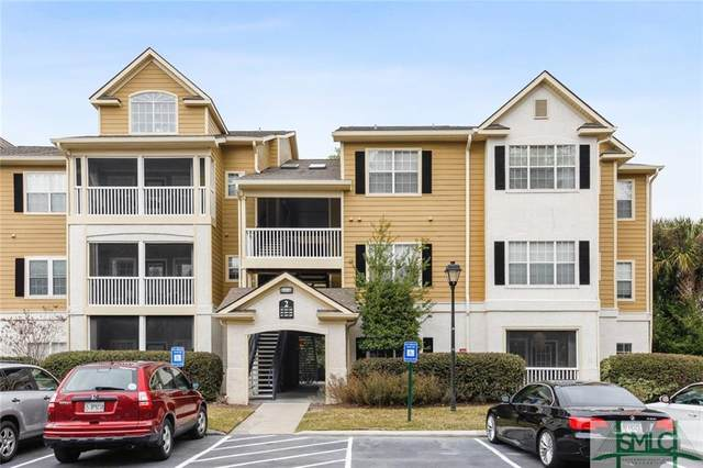 2208 Walden Park Drive, Savannah, GA 31410 (MLS #240744) :: The Arlow Real Estate Group