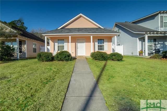 13 Rosa Lane, Savannah, GA 31419 (MLS #240746) :: Keller Williams Coastal Area Partners