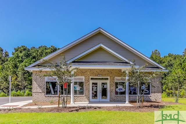 210 Grand Central Boulevard, Pooler, GA 31322 (MLS #240747) :: Teresa Cowart Team