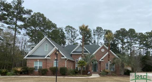 223 English Oak Drive, Rincon, GA 31326 (MLS #240749) :: Bocook Realty