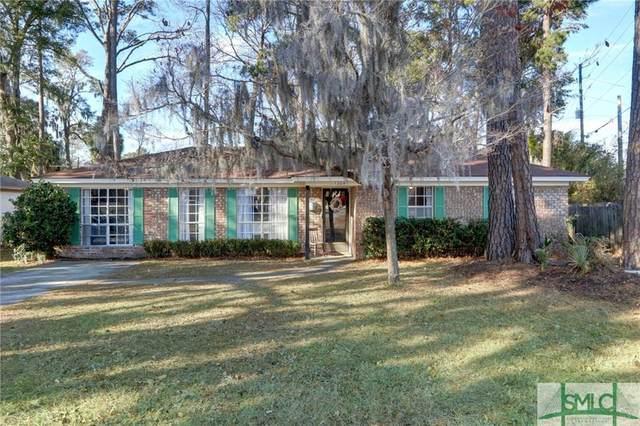 1304 Beckman Avenue, Savannah, GA 31406 (MLS #240751) :: The Arlow Real Estate Group