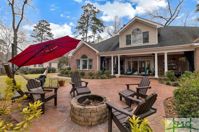 19 Myrtlewood Drive, Savannah, GA 31405 (MLS #240763) :: The Arlow Real Estate Group