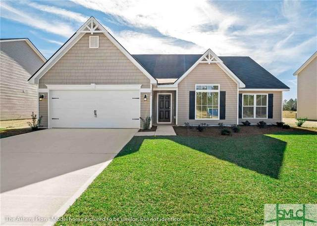 10 Swallow Tail Circle, Savannah, GA 31407 (MLS #240765) :: Liza DiMarco