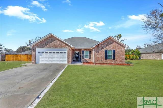 202 Appling Street, Hinesville, GA 31313 (MLS #240766) :: RE/MAX All American Realty