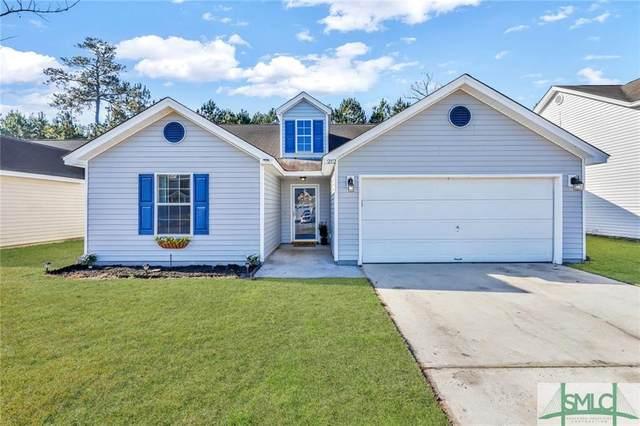 212 Cherry Laurel Lane, Savannah, GA 31419 (MLS #240768) :: Keller Williams Coastal Area Partners