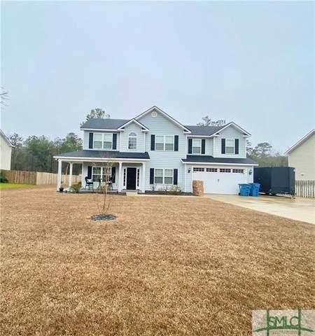 198 Kerry Drive, Richmond Hill, GA 31324 (MLS #240772) :: Keller Williams Coastal Area Partners