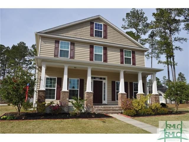 104 Arbor Village Drive, Pooler, GA 31322 (MLS #240774) :: Barker Team | RE/MAX Savannah