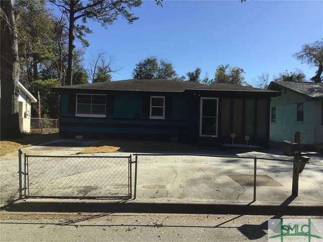 5170 Cordell Street, Savannah, GA 31405 (MLS #240775) :: Keller Williams Coastal Area Partners