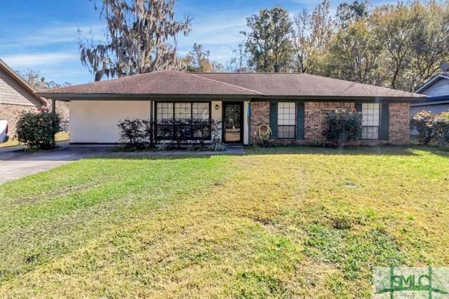 275 Cherokee Street, Richmond Hill, GA 31324 (MLS #240777) :: The Arlow Real Estate Group