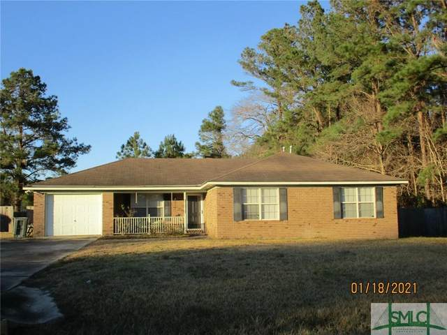 429 Hines Drive, Hinesville, GA 31313 (MLS #240781) :: The Sheila Doney Team