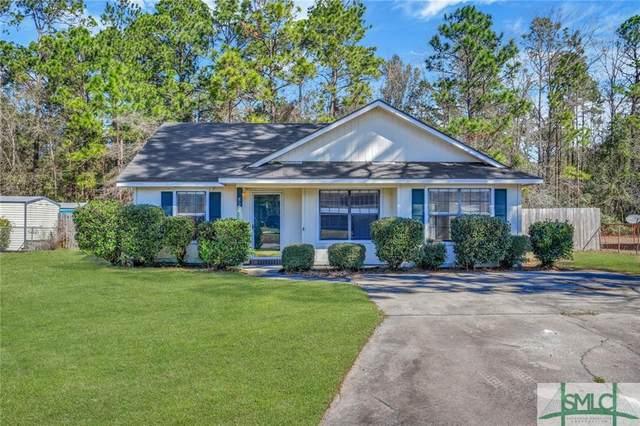 522 Elm Street, Hinesville, GA 31313 (MLS #240783) :: Glenn Jones Group | Coldwell Banker Access Realty
