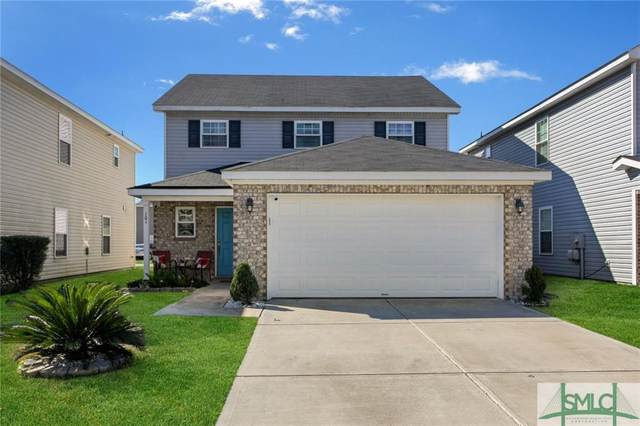 101 Ristona Drive, Savannah, GA 31419 (MLS #240784) :: Keller Williams Coastal Area Partners