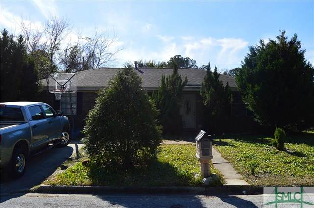 2347 Jurgensen Street, Savannah, GA 31404 (MLS #240785) :: The Arlow Real Estate Group
