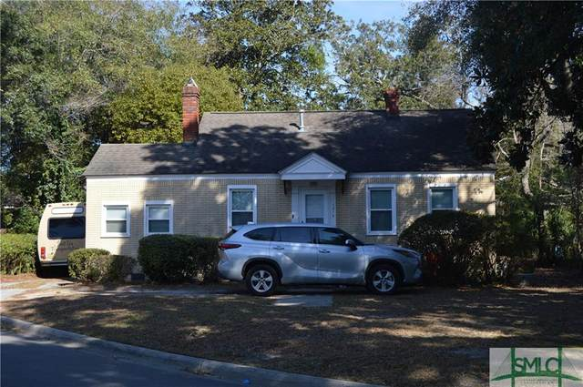 1312 E 40th Street, Savannah, GA 31404 (MLS #240788) :: The Arlow Real Estate Group