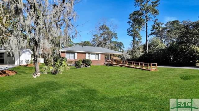 630 Lee Boulevard, Savannah, GA 31405 (MLS #240796) :: The Arlow Real Estate Group
