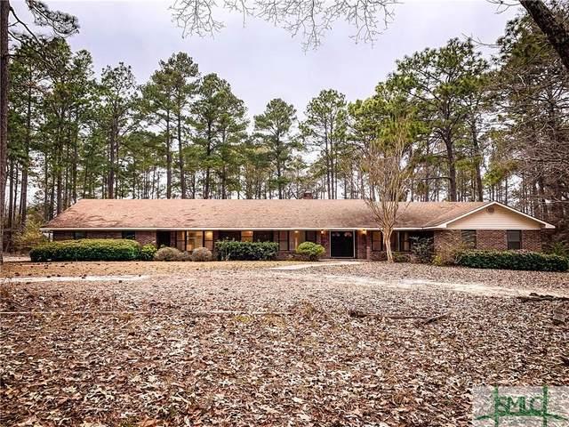 720 Williams Store Road, Sylvania, GA 30467 (MLS #240799) :: The Arlow Real Estate Group