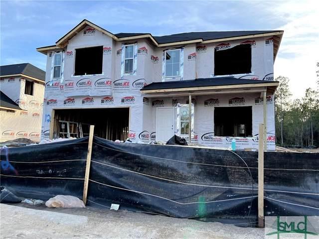 210 Grayson Avenue, Hinesville, GA 31313 (MLS #240800) :: The Arlow Real Estate Group