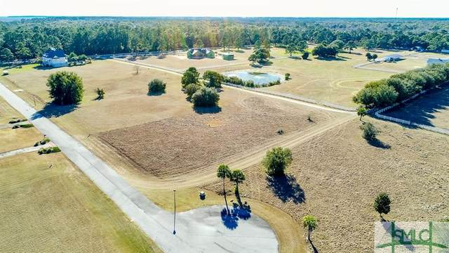 Lot 8 Bluff Creek Drive, Midway, GA 31320 (MLS #240811) :: Teresa Cowart Team