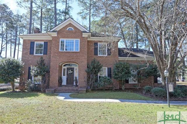 305 Wedgefield Crossing, Savannah, GA 31405 (MLS #240814) :: Coastal Savannah Homes