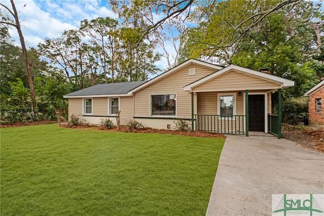 4623 Skidaway Road, Savannah, GA 31404 (MLS #240817) :: Coastal Savannah Homes