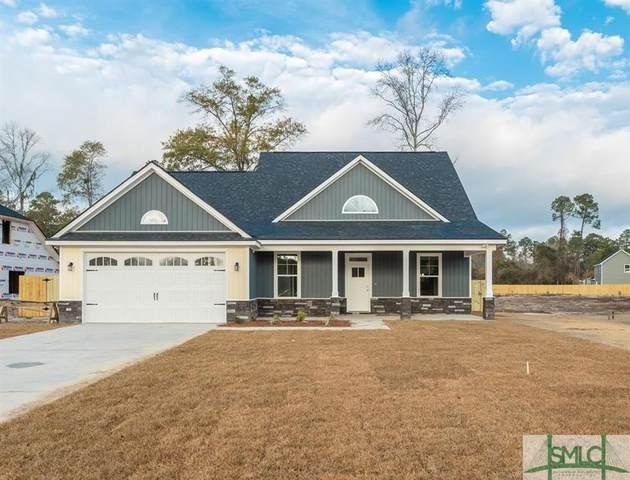 184 E Franklin Street, Ludowici, GA 31316 (MLS #240827) :: The Arlow Real Estate Group