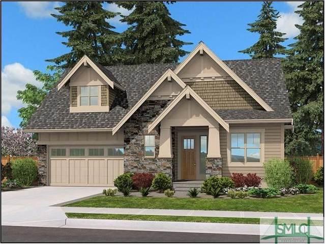 202 E Franklin Street, Ludowici, GA 31316 (MLS #240828) :: The Arlow Real Estate Group