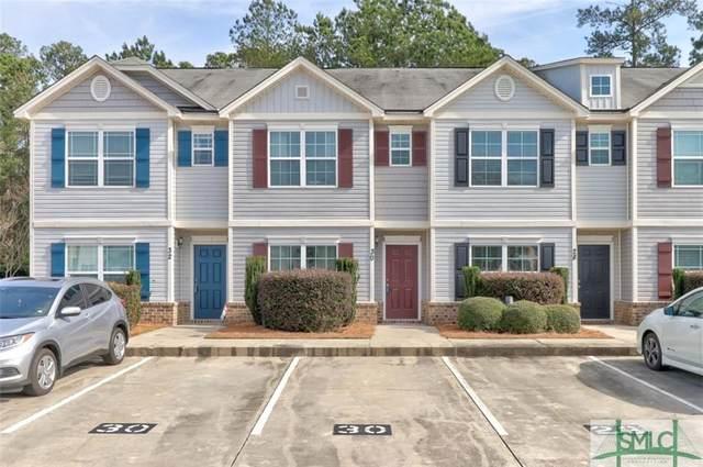 30 Winter Lake Circle, Savannah, GA 31407 (MLS #240831) :: Barker Team | RE/MAX Savannah