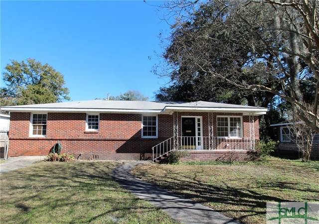 3128 Robertson Avenue, Savannah, GA 31404 (MLS #240839) :: The Sheila Doney Team