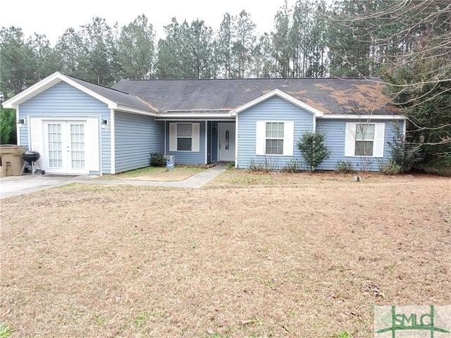 449 Shadowbrook Circle, Springfield, GA 31329 (MLS #240847) :: RE/MAX All American Realty