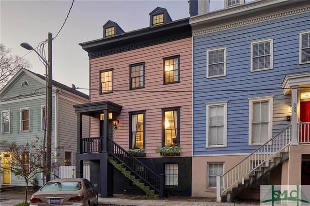 507 E Mcdonough Street, Savannah, GA 31401 (MLS #240849) :: Keller Williams Coastal Area Partners