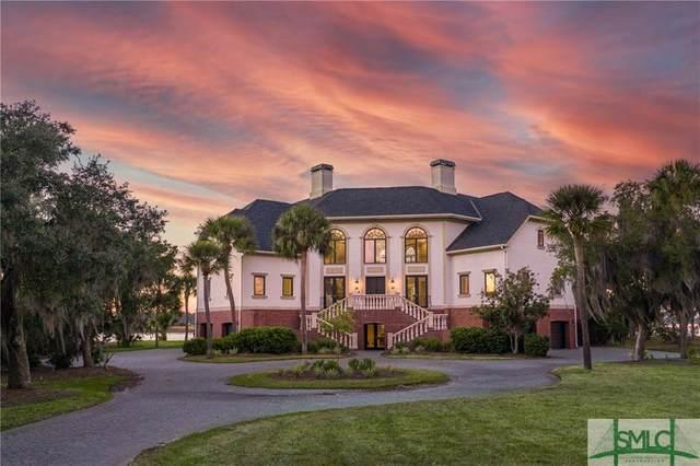 109 Modena Island Drive, Savannah, GA 31411 (MLS #240853) :: Keller Williams Coastal Area Partners