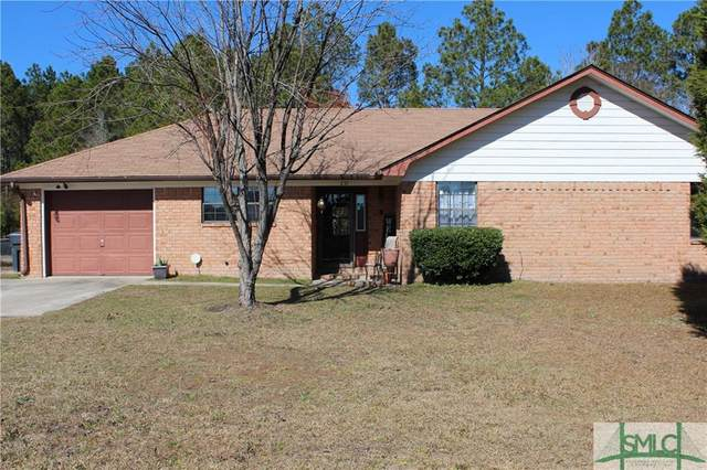 237 Davidson Plantation Road, Hinesville, GA 31313 (MLS #240861) :: The Sheila Doney Team