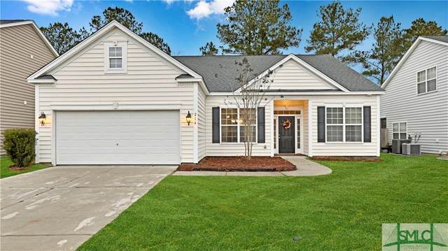 214 Grasslands Drive, Pooler, GA 31322 (MLS #240871) :: Keller Williams Coastal Area Partners