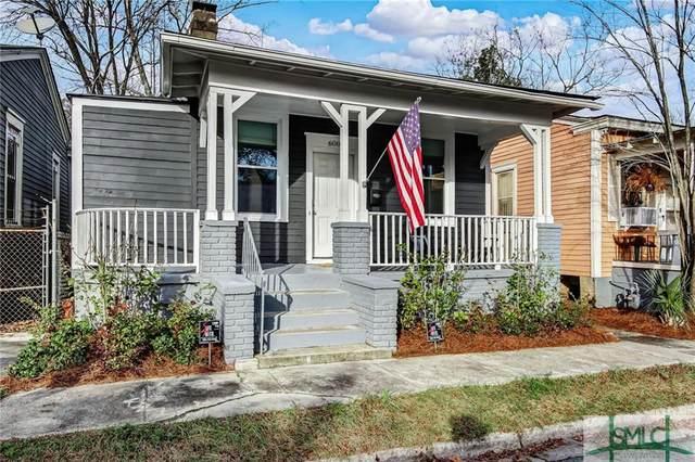 608 E 34th Street, Savannah, GA 31401 (MLS #240881) :: The Sheila Doney Team